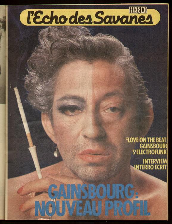 L'écho des savanes,nº6, 1984. Quelle defonce ce canard, Serge Gainsbourg, les champignons hallucinogènes des campagnes françaises,  EO, sur www.wanted-rare-books.com/l-echo-des-savanes-quelle-defonse-ce-canard-donald-gainsbourg.htm