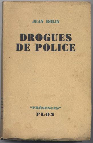 drogues police jean rolin