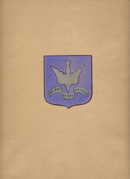 Rare: JACOMET Daniel Jeanne d arc, introduction par  le colonel Conrad de  Maleissye-Melun, Union Latine d'Éditions Paris 1933, Exemplaire numéroté, sur vélin, en vente sur www.wanted rare books.com/jehanne-d-arc.htm