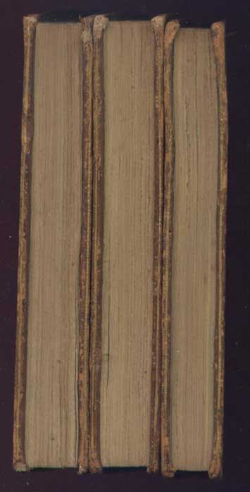 Titre : L'AN DEUX MILLE QUATRE CENT QUARANTE, Rêve s'il en fût jamais suivi de L'HOMME DE FER, songe, auteur: Louis-Sébastien Mercier,dernière édition revue par l'Auteur, en 3 volumes, complet du texte, 1793,livres en vente sur www.wanted-rare-books.com/l-an-deux-mille-quatre-cent-quarante-mercier-louis-sebastien-livres-anciens.htm
