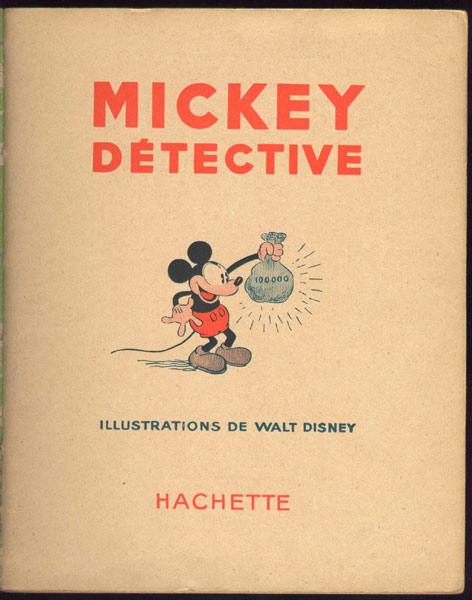 mickey detective