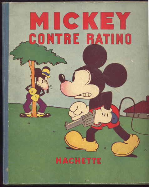 mickey ratino