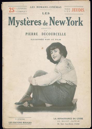 Couverture de : Les mystères de New-York