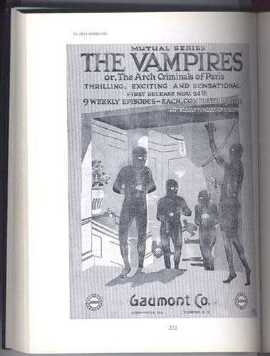 Document Gaumond sur Les Vampires