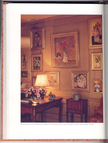 exposition: tableaux, meubles et objets Vente Greta Garbo collection