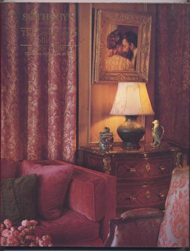 Photo jaquette catalogue Sotheby's