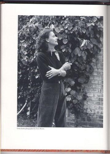 Photo de Greta Garbo