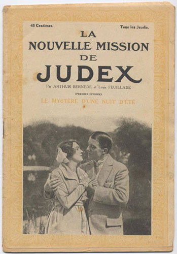 Judex Nouvelle Mission episode 1