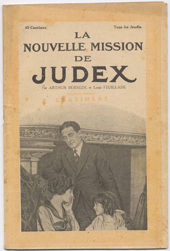 Judex Nouvelle Mission episode 12