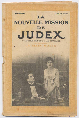 Judex Nouvelle Mission episode 7