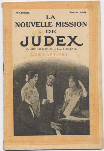 Judex Nouvelle Mission episode 8