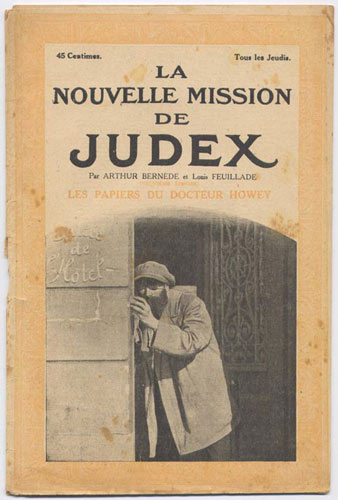 Judex Nouvelle Mission episode 9