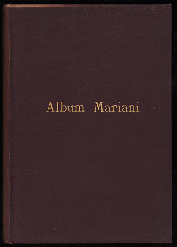 album mariani figures contemporaines. Black Bedroom Furniture Sets. Home Design Ideas