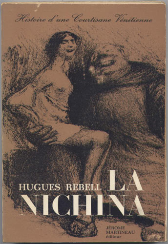 couverture hugues rebell nichina jean veber