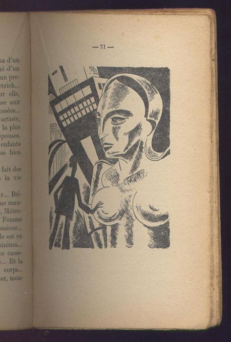 L'AMOUR CHEZ LES FOUS, illustrations de Pol Ferjac - wanted-rare-books - Librairie on-line - Marseille