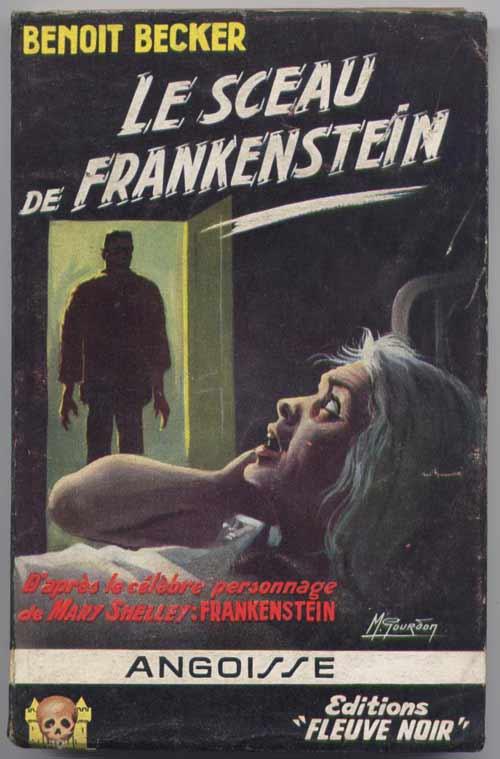 Le sceau de Frankenstein n° : 36 du FN Angoisse