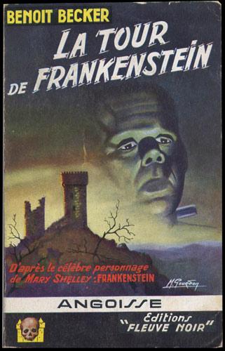 La tour de Frankenstein n° : 30 du FN Angoisse