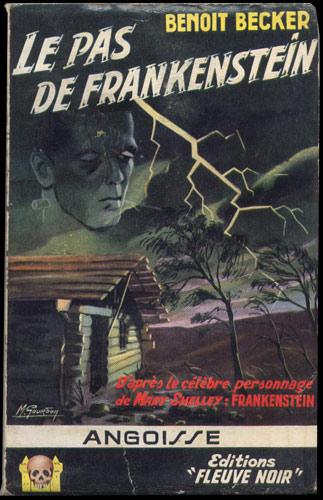 Le pas de Frankenstein n° : 32 du FN Angoisse
