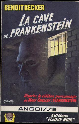 La cave de Frankenstein n° : 50 du FN Angoisse