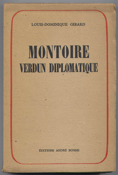 Montoire Verdun Diplomatique pétain