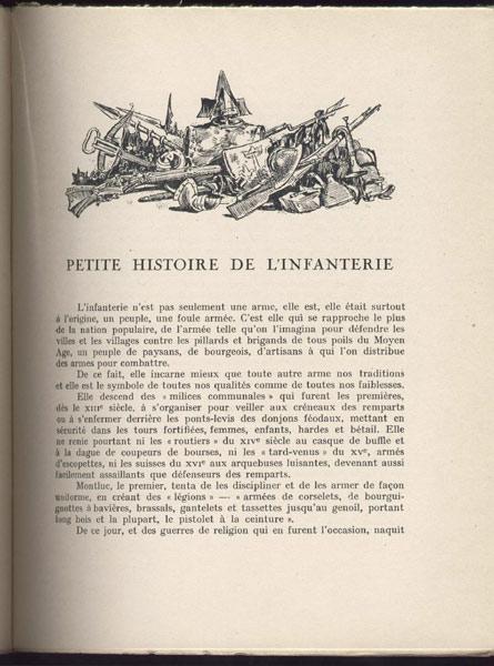 tournassus infanterie