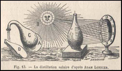 Louis de Royaumont Distillation energie solaire