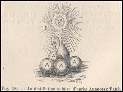 Louis de Royaumont Distilation energie solaire Ambroise Paré