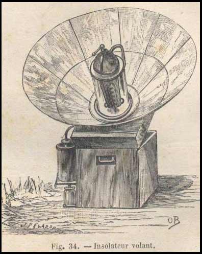 Louis de Royaumont insolateur volant utopie, solaire