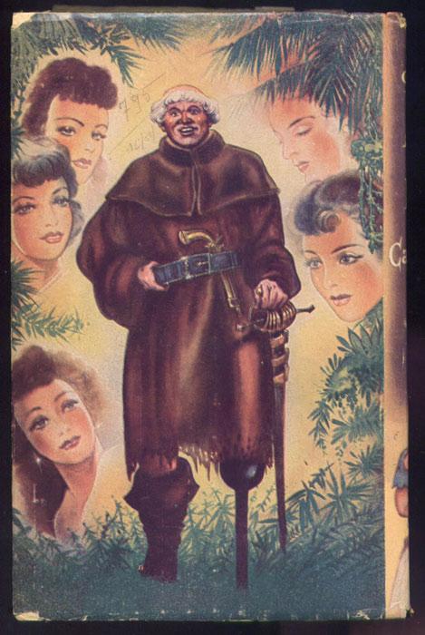Auteur: Robert Gaillard, titre: Capitaine Le Fort, Editions:  André MARTEL 1950 E.O. en BE voir scan, livre en vente sur www.wanted-rare-books.com/gaillard-robert-marie-des-isles-marie-galante-cap-le-fort-les-heritiers-des-isles-livres.htm