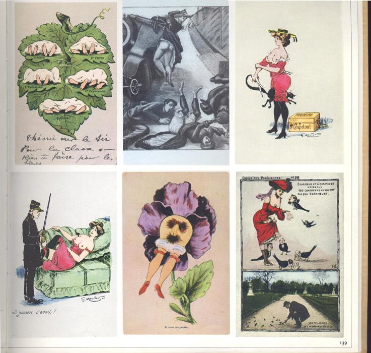 cartes erotiques humour