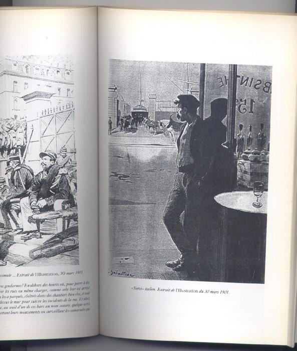 titre: MIGRANCE, HISTOIRE DES MIGRATIONS A MARSEILLE, tome 2 : L'EXPANSION MARSEILLAISE ET L'INVASION ITALIENNE 1830-1918, auteurs : Pierre ECHINARD et Emile TEMIME, Editions: Edisud, edition originale 1990 en BE voir scan, livre en vente sur www.wanted-rare-books.com/histoire-des-migrations-a-marseille-echinard-temine-lopez-attard-maraninchi-sayad-jordi-migrance-4-livres.htm