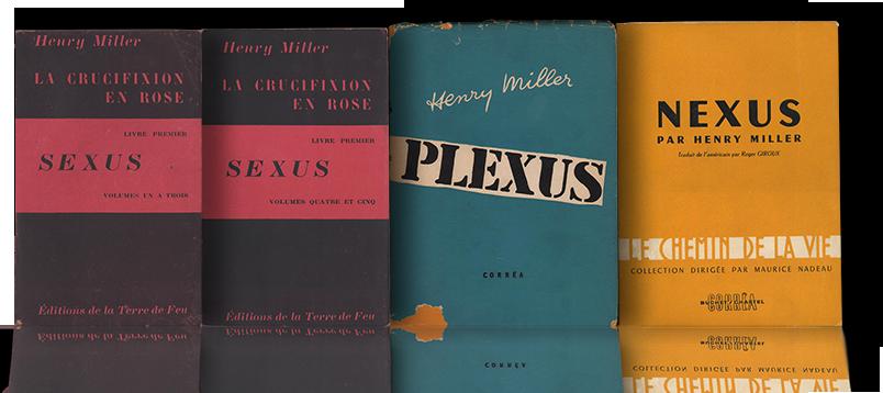 Цитаты из сексус генри миллера