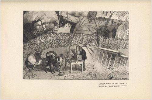 Illustration de Pierre Lissac