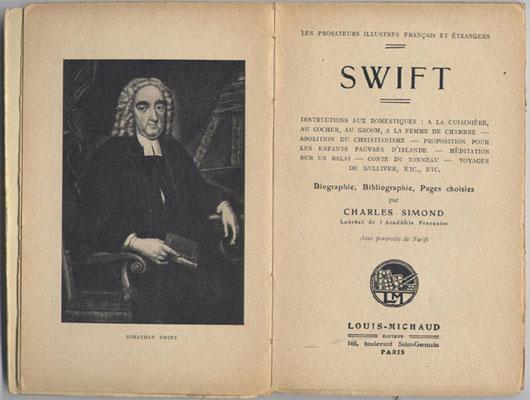Charles Simond swift