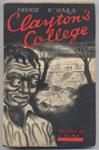 Jose-Andre Lacour alias Connie O'Hara, Clayton's College, EO, Éditions de L'Alma, circa 1948 E.O, en tbe sur www.wanted-rare-books.com/connie-o-hara-clayton-s-college.htm